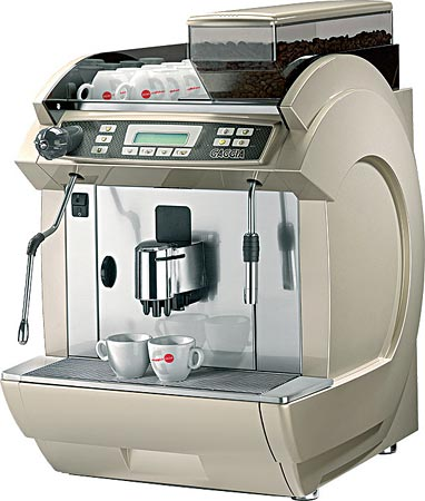 Gaggia Concetto - Gaggia coffee machines from Watermark Coffee Technology