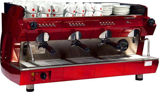 Gaggia GD - Gaggia coffee machines from Watermark Coffee Technology